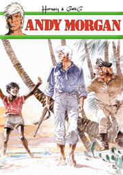 Andy Morgan - Cover-Gallery